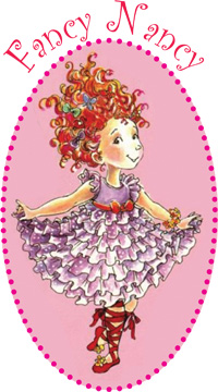 Fancy Nancy Ballet!