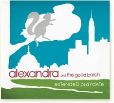 Alexandra and the Good Batch – Extended Playdate CD Review