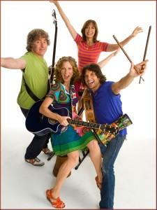 Welcome to the Blogosphere, Laurie Berkner!