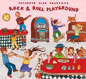 Putumayo Kids Rock & Roll Playground CD Review