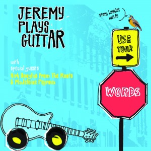 "Free Kid's Music: Jeremy Plays Guitar ""Jump So High"""