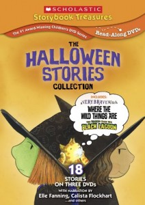 Kid's DVD Review: Scholastic Storybook Treasures – The Halloween Stories Collection