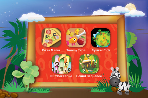 iPhone App for Kids Review: Alzebra