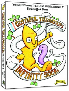 Gustafer Yellowgold – Infinity Sock CD/DVD Review