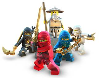 Ninjas lego ninjago which is sure to be a can't miss toy