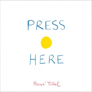 Kid's Book Review: Press Here
