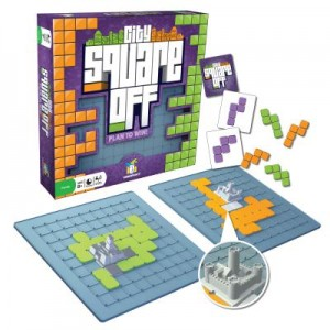 Kid's Game Review: City Square Off