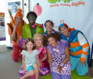 Kid's Theater Review: The Ohmies Morning Wish Garden