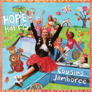 "ONE TRACK MIND: Hope Harris ""Cousins Jamboree"""