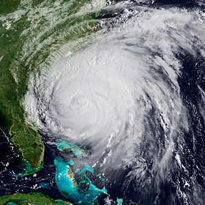 A Night with Hurricane Irene