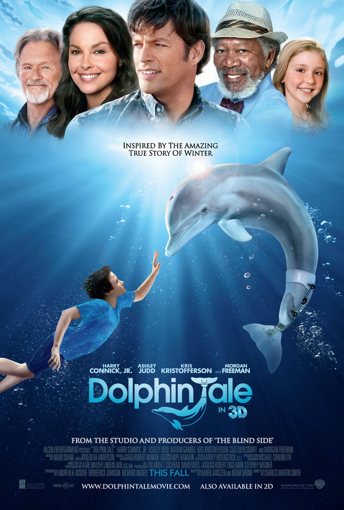 Family Movie Review: Dolphin Tale