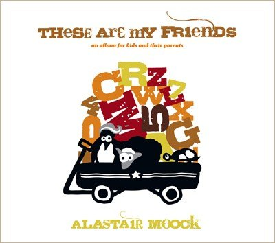 "Watch This: Alastair Moock ""These Are My Friends"" Kid's Music Video"