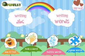 App for Kids Review: My Word Wall