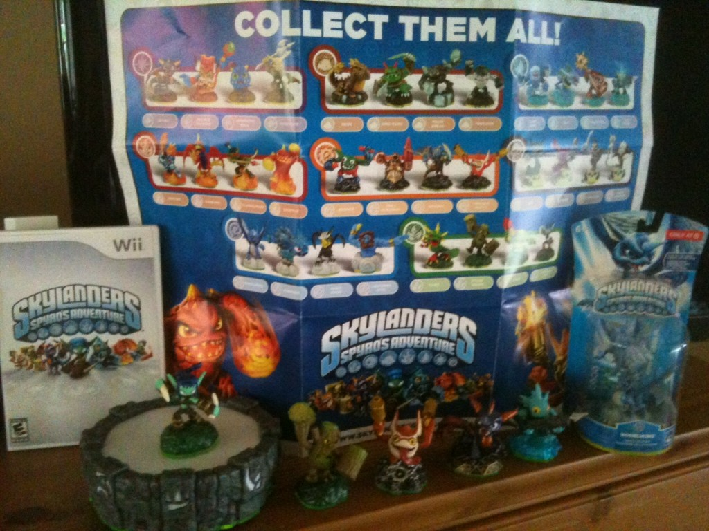 Skylanders Spyro's Adventure: My Little Portal Masters