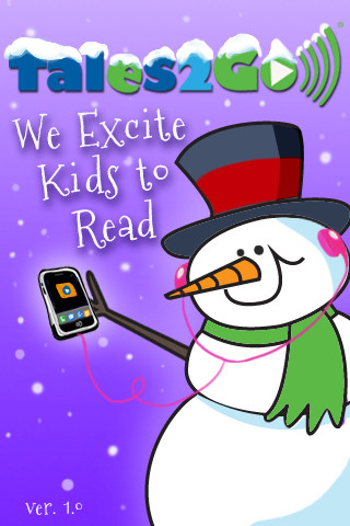 iPhone App Review: Tales2Go Happy Holidays Edition