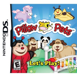 Nintendo DS Game Review: Pillow Pets