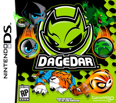 Nintendo DS Game Review & Giveaway: DaGeDar **Winner Selected**