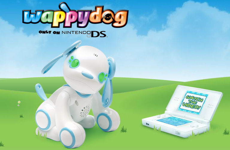 Nintendo DS Game Review: Wappy Dog