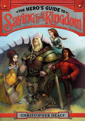 Kid's Book Review (Summer Reading Edition): The Hero's Guide To Saving Your Kingdom
