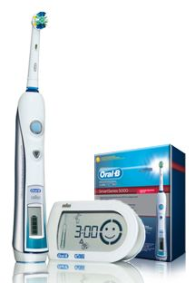 Product Review: Oral-B ProfessionalCare SmartSeries 5000 with SmartGuide