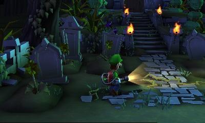 Nintendo Selects Luigis Mansion Dark Moon  Nintendo 3DS