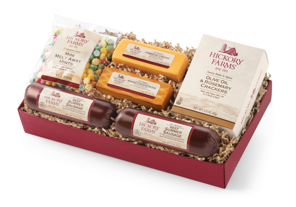 More Tasty Goodness From Hickory Farms