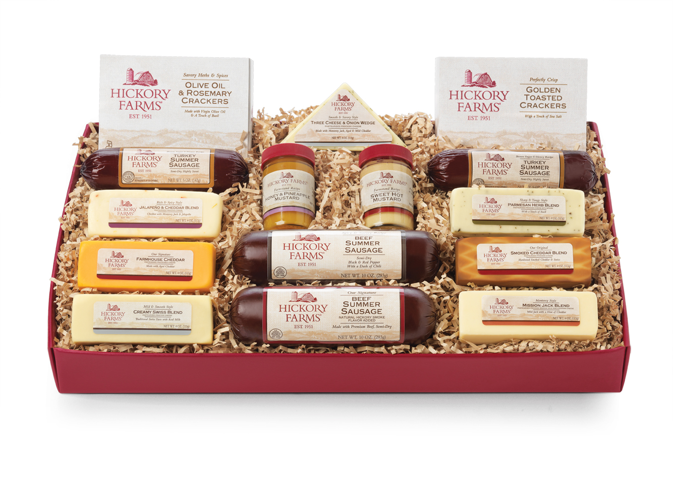 Home For The Holidays With Hickory Farms Amp A Giveaway