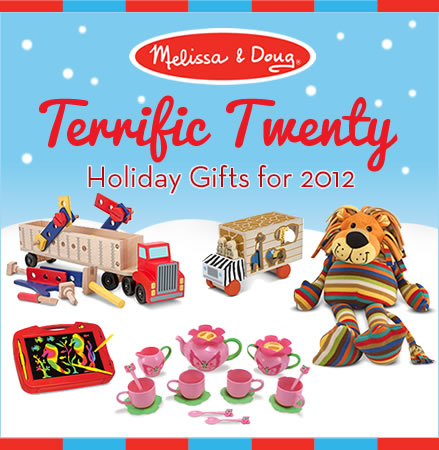 Melissa & Doug Trunki Suitcase Giveaway