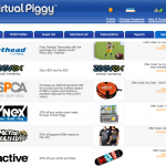 Virtual Piggy Screenshot 1