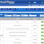 Virtual Piggy Screenshot 4