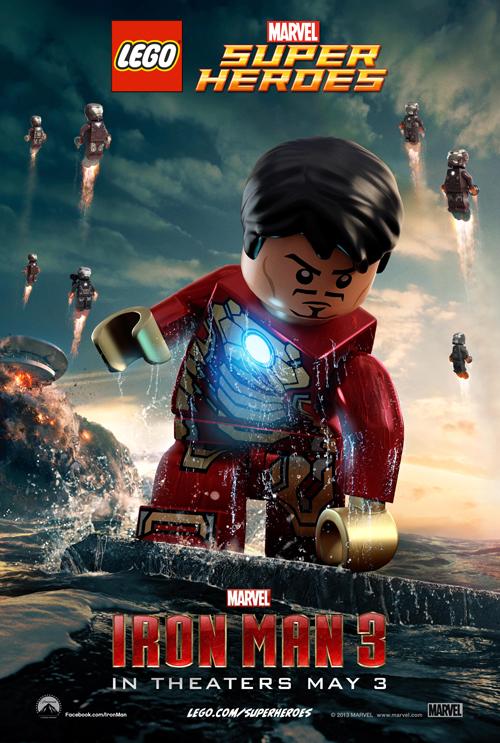 LEGO Marvel Super Heroes Iron Man 3 LEGO Set Reviews