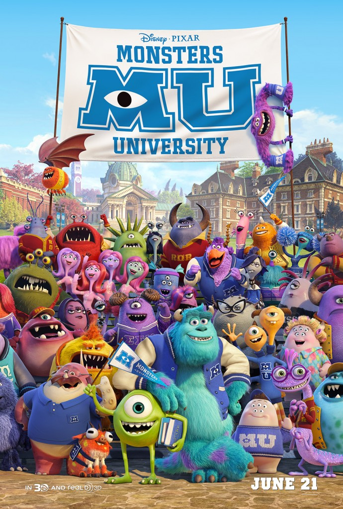 The Grades Are In For Monsters University