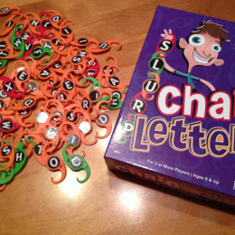 Get Hooked on Chain Letters