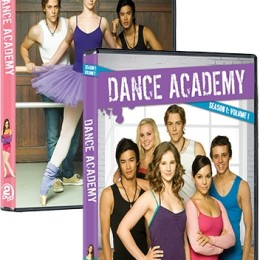 Giveaway — Teen Nick's Dance Academy Season 1 DVD Collections