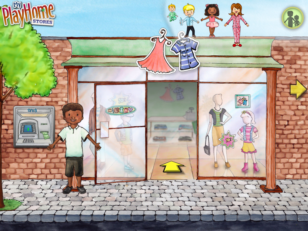 My PlayHome Stores Screenshot 3