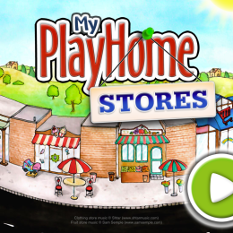 My PlayHome Stores and An End of Summer App Roundup