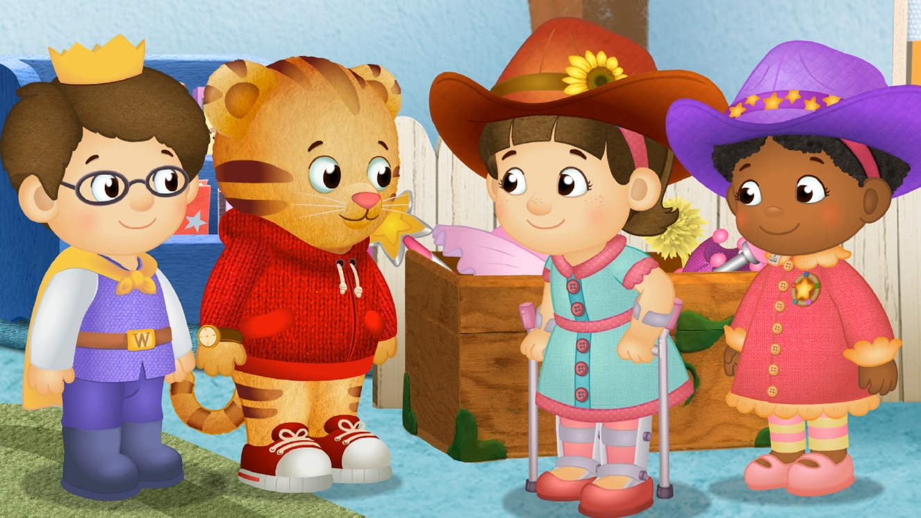 A New Friend Visits Daniel Tiger\'s Neighborhood This Week - Out With ...