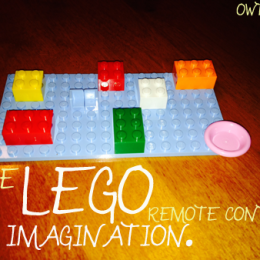 How To Play: The LEGO Remote Control of Imagination