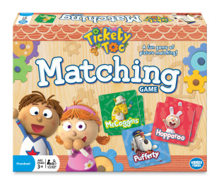 Time to Play With Tickety Toc Toys + A Giveaway!