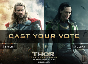 THOR: THE DARK WORLD Disneyland Sweepstakes!