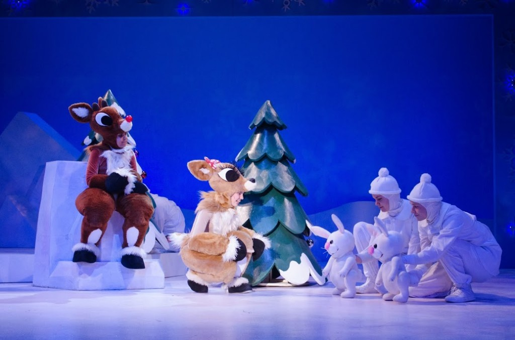 Rudolph the Red-Nosed Reindeer-Emerald City Theatre 10