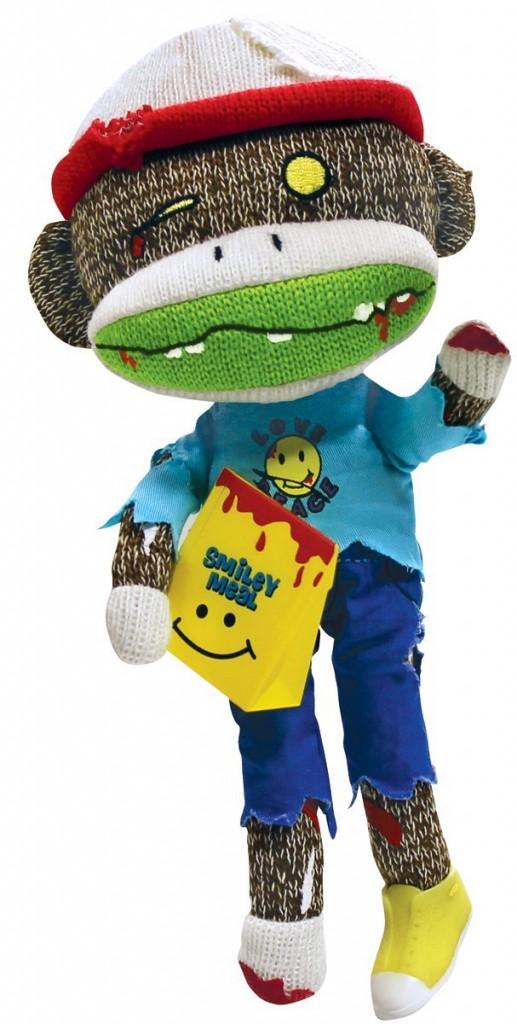 Planet Sock Monkey Eaton Dedd