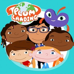 New from PBS Kids: Plum Landing