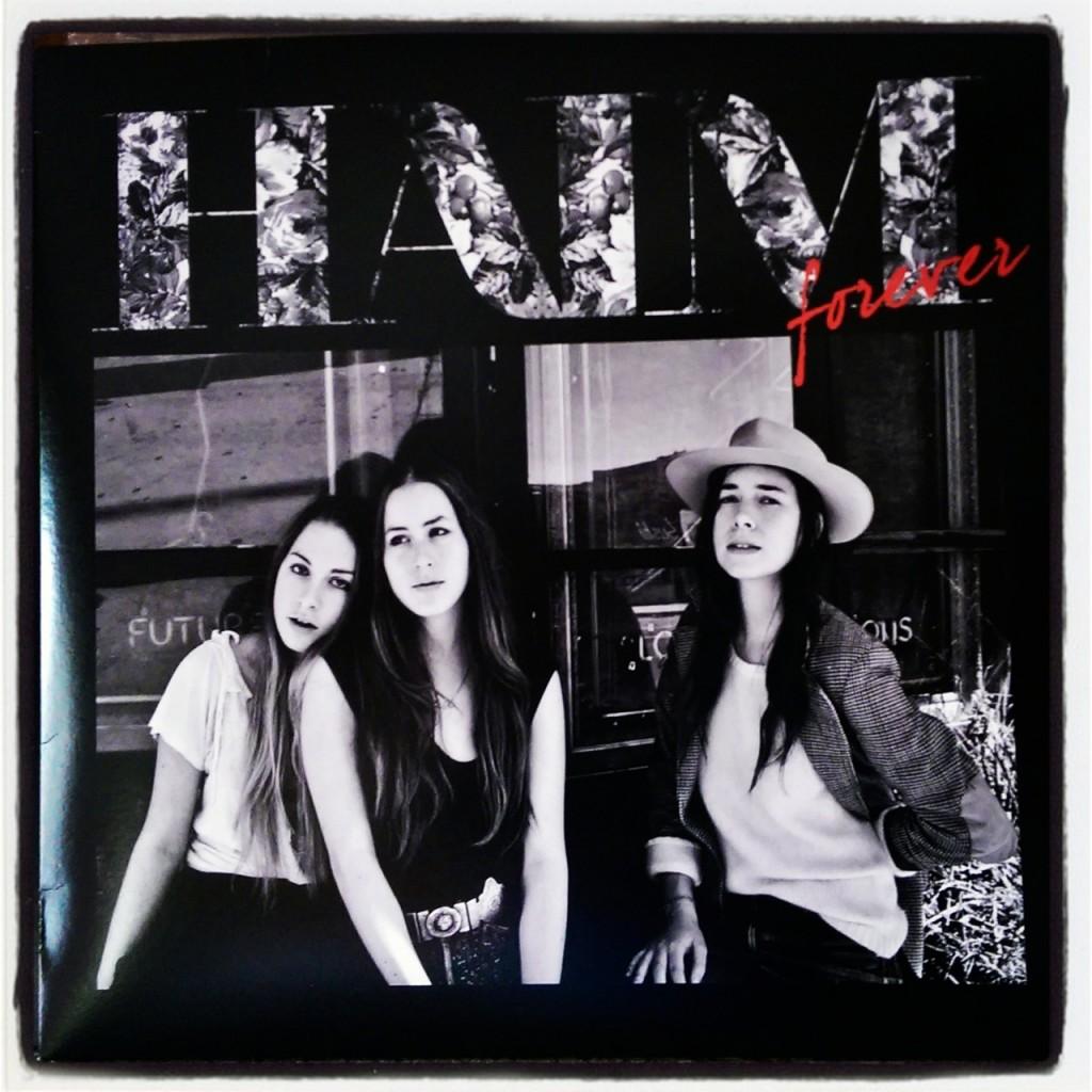 Haim 2014 Record Store Day Forever Vinyl