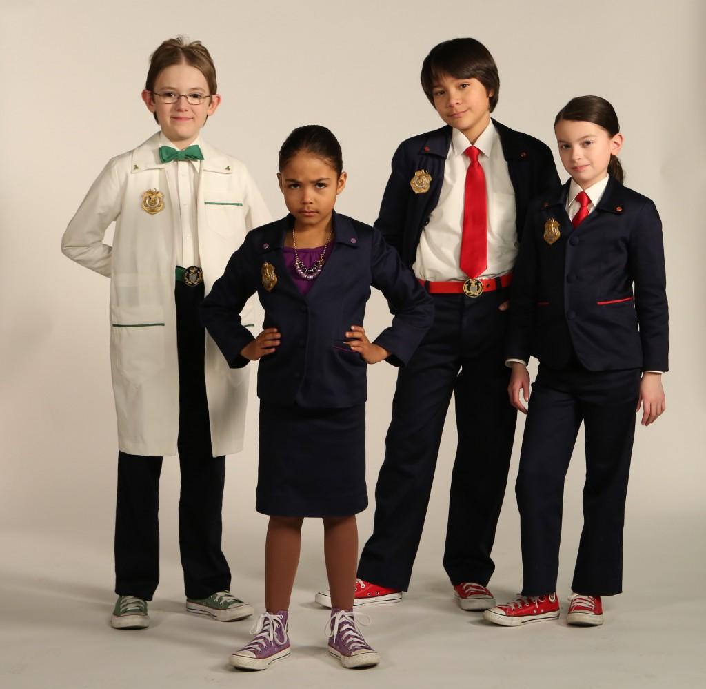 PBS Kids Odd Squad Photo Fall 2014