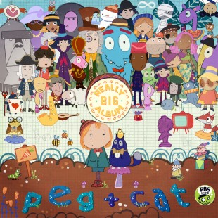 PEG + CAT Announce A Really Big Album