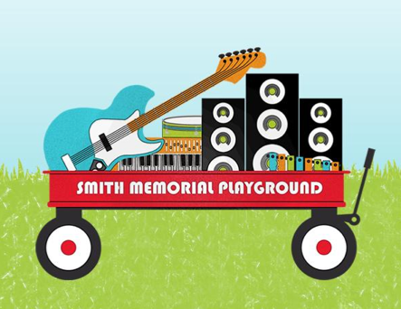 Smith Memorial Playground Kidchelle Music Fest Logo 2014