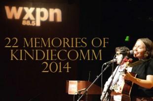 22 Memories of Kindiecomm 2014