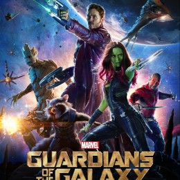 New Marvel's GUARDIANS OF THE GALAXY Posters