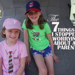 The 7 Things I Stopped Worrying About As A Parent